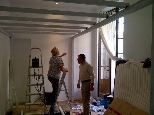 Presupuesto para construir altillo para apartamento en madrid madrid - Como hacer un altillo de madera ...