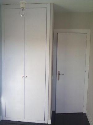 Presupuesto para pintar las puertas de madera de blanco en for Presupuesto puertas de madera