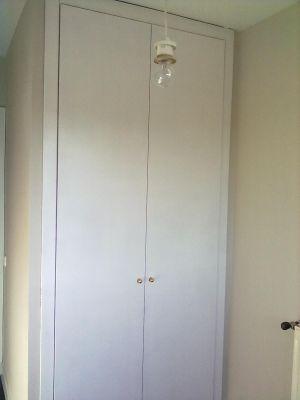 Presupuesto para pintar las puertas de madera de blanco en for Presupuesto para pintar