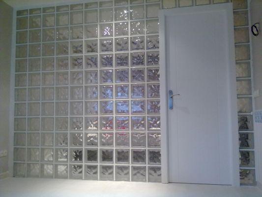 Presupuesto para levantar un tabique de bloques de vidrio - Bloque de vidrio precio ...