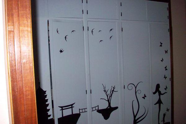Presupuesto para cambiar las puertas de un armario - Puertas para armarios empotrados precios ...