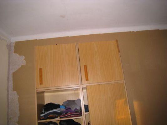 Presupuesto para pintar habitaci n techo y paredes y for Quitar papel pintado