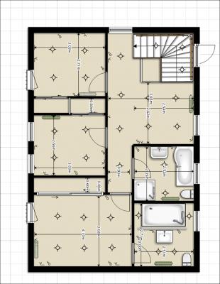 Como hacer unas escaleras planes de una escalera de for Escaleras villar