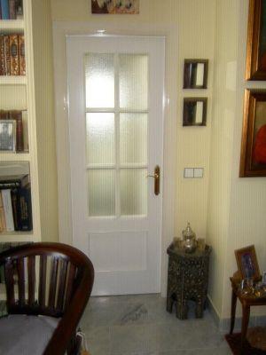 Presupuesto para lacar puertas interiores en blanco en - Lacar puertas en blanco presupuesto ...