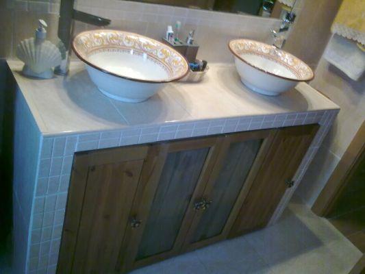 Presupuesto para hacer un mueble de ba o de obra en madrid - Como hacer un mueble de bano ...