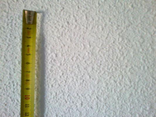 Presupuesto para alisar gotel y pintar una habitaci n en - Pasta alisar paredes ...