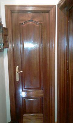 Presupuesto para pintar puertas interiores de sapely a for Pintar puertas de blanco en casa