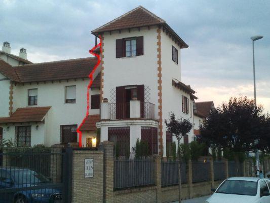 Presupuesto para pintar fachada de casa en dos hermanas sevilla - Presupuesto pintar casa ...