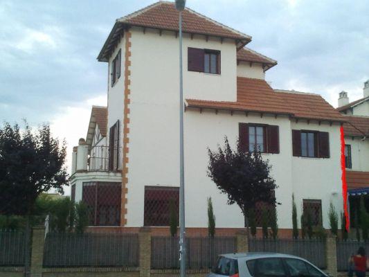 Presupuesto para pintar fachada de casa en dos hermanas - Presupuesto pintar casa ...