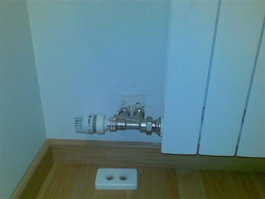 Presupuesto para desplazar radiador 30cm paredes de - Instalacion de pladur en paredes ...