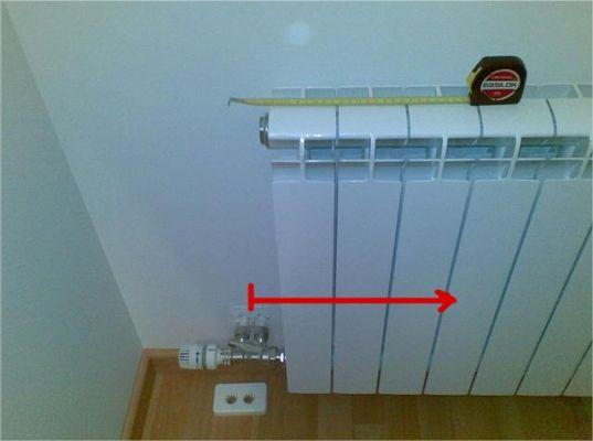 Presupuesto para desplazar radiador 30cm paredes de - Paredes de pladur ...