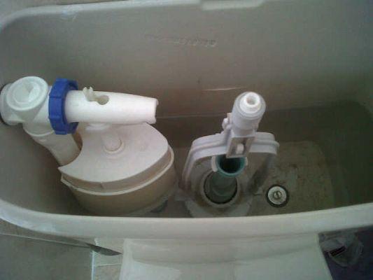 Presupuesto para cambio de sistema de cisterna roca por for Cambiar mecanismo cisterna
