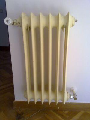 Presupuesto para cambiar 4 radiadores de chapa por - Precios radiadores de aluminio ...