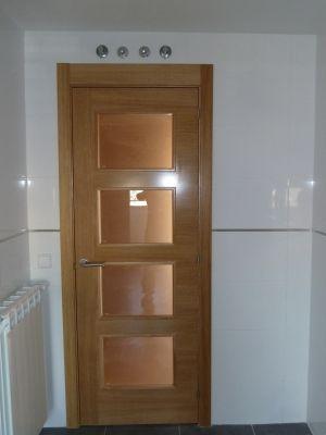 convertir puerta abatible en corredera materiales de