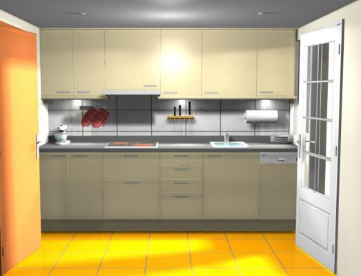 Presupuesto para reforma de cocina completa en hospitalet for Presupuesto cocina completa