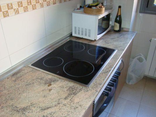 fotos copete encimera de cocina ikea