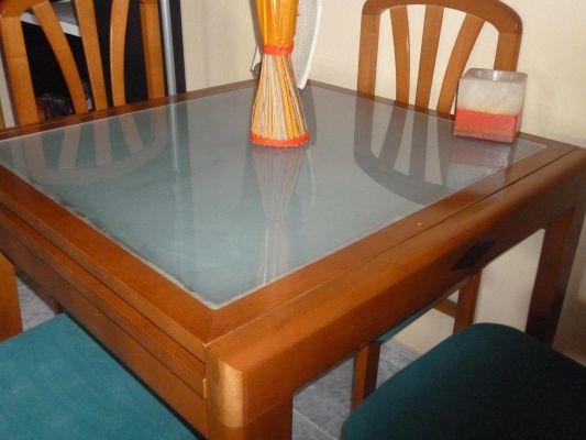 Presupuesto para lacar mueble de salon y mesa en madrid - Lacar una mesa ...