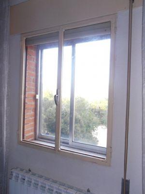 Presupuesto para cambiar ventanas de hierro por ventanas - Pintar aluminio lacado ...