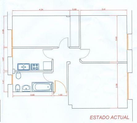 Presupuesto para reforma integral piso 50 metros en madrid for Reforma integral piso 100 metros