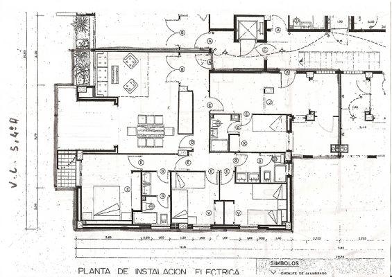 Presupuesto para reforma integral piso 120 m2 en alcal de for Piso una habitacion madrid