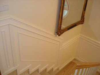 Presupuesto para poner molduras decorativas e madera en for Molduras de madera para pared