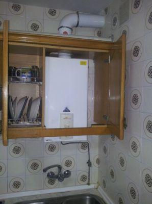Armario calentador gas exterior perfect armario protector - Armario calentador gas exterior ...