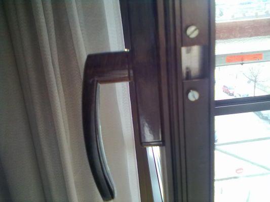 Presupuesto para reparar o cambiar cierre ventana aluminio - Se puede pintar el aluminio ...
