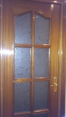 Presupuesto para lijar y barnizar puertas de interior en for Presupuesto puertas interior
