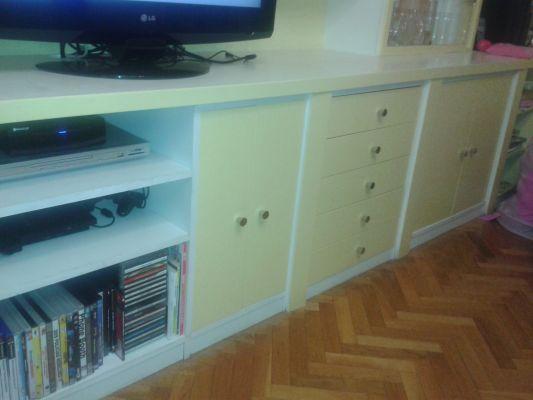 Presupuesto para cambiar puertas mueble mural salon y for Mueble henares azuqueca