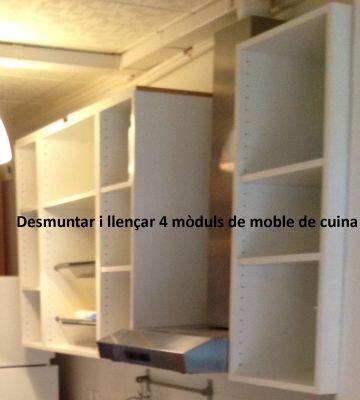 Presupuesto para medir transportar y montar muebles for Presupuesto cocina ikea