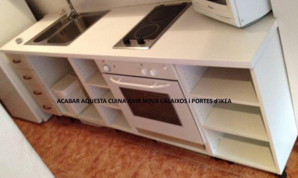 Presupuesto para medir transportar y montar muebles for Montar muebles de cocina