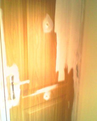 Presupuesto para lacar tres puertas de armarios jambas - Como lacar puertas ...