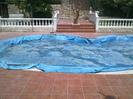 Presupuesto para solar alrededor de piscina en for Piscina torrelodones