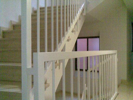 Presupuesto para pintar la barandilla de la escalera de la for Presupuesto para pintar
