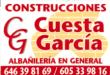 Foto Construcciones Cuesta y Garcia S.C